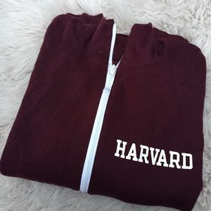 Vintage Harvard Champion jacket